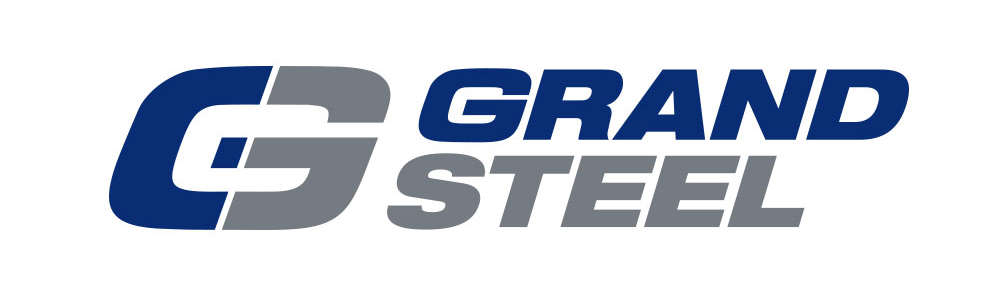 Grand Steel Logo Design