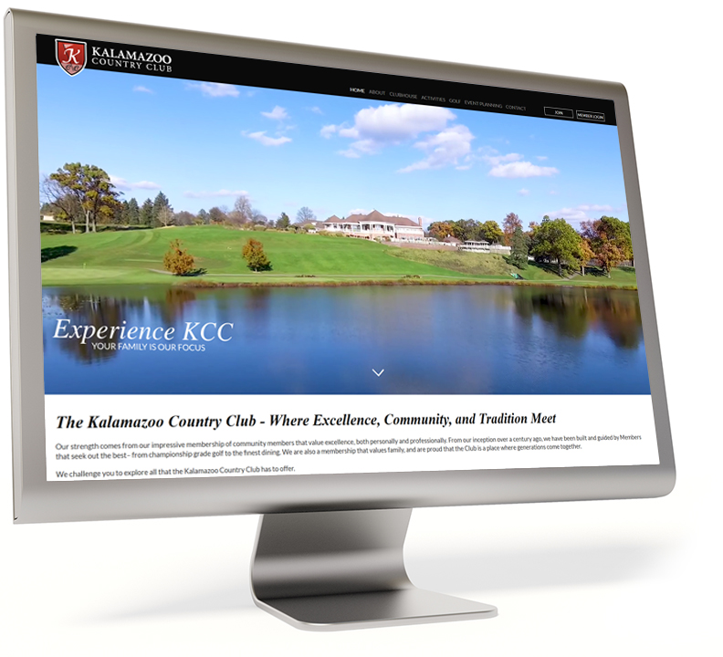 Kalamazoo Country Club - Web Video