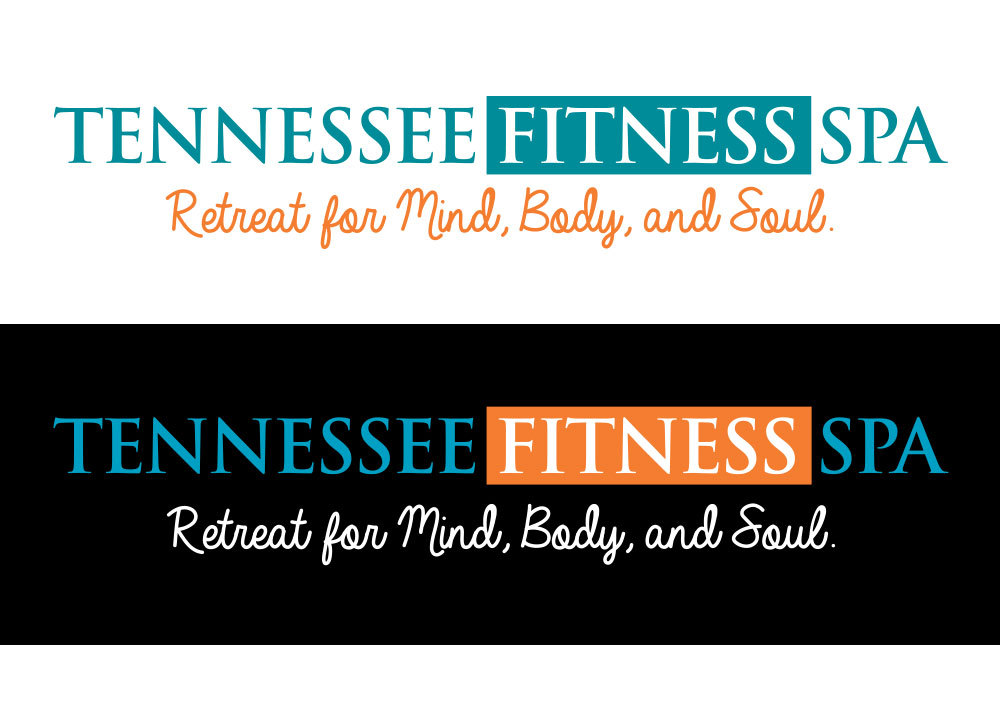 Tennessee Fitness Spa - Logo Design