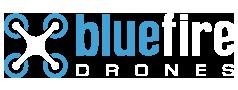 Blue Fire Drones
