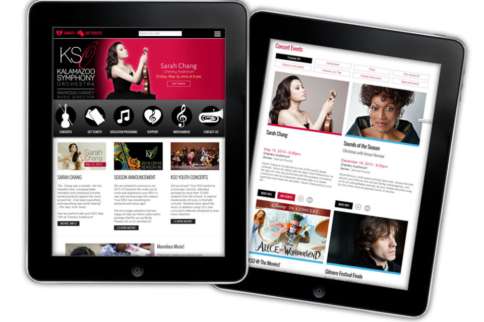 KSO - Website Design