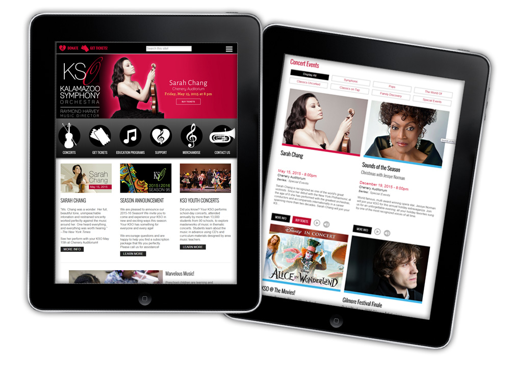 KSO - Website Design