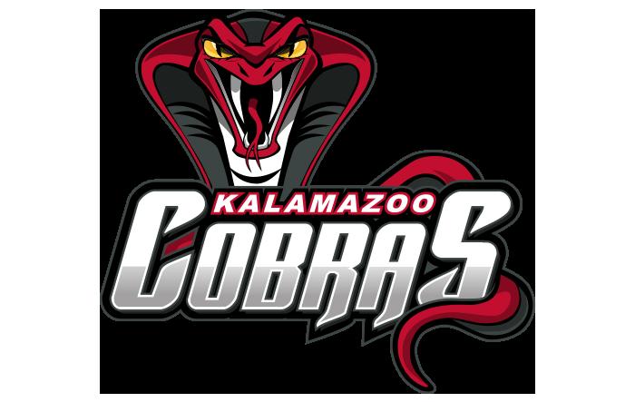 Logo Branding - Kalamazoo Cobras