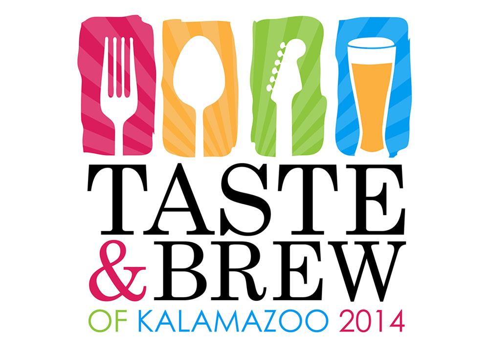 Taste of Kalamazoo - Logo Design