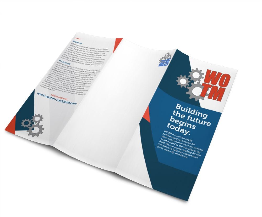 WOTM - Tri-fold Brochure